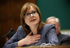 Mary Barra CEO of General Motors