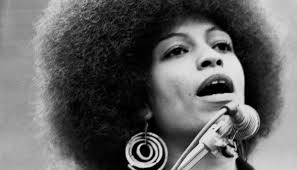 Early Angela Davis
